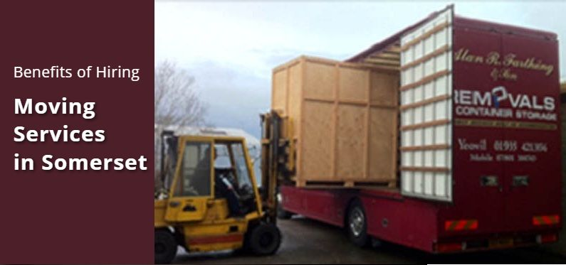 Moving Services in Somerset