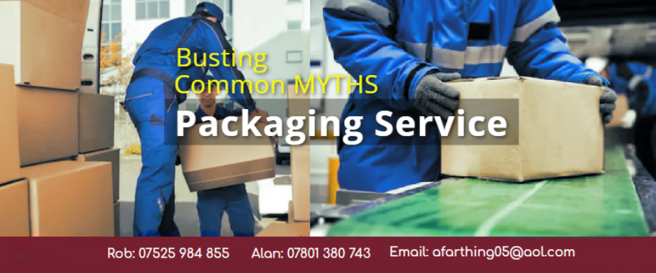 Debunking the Myths about Moving and Packaging Service Providers