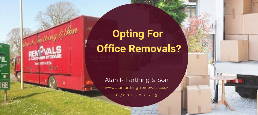 Opting For Office Removals? Learn How To Time A Business Move First