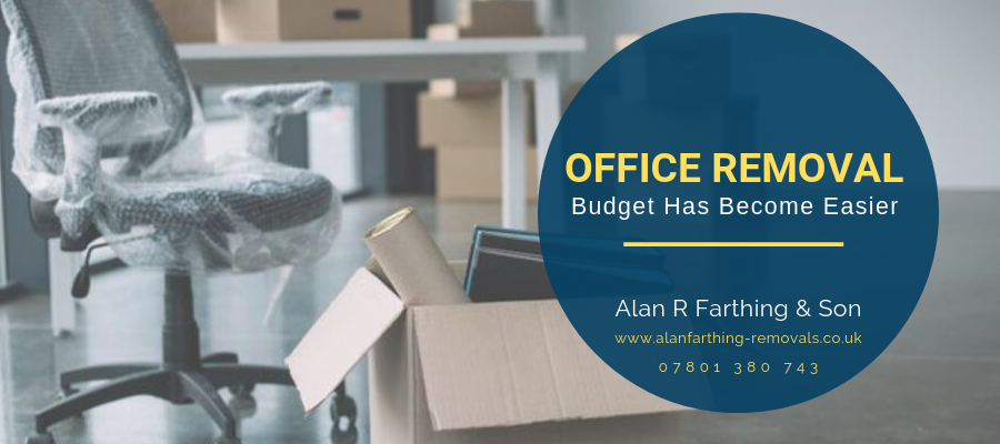 Determining Your Office Removal Budget Has Become Easier