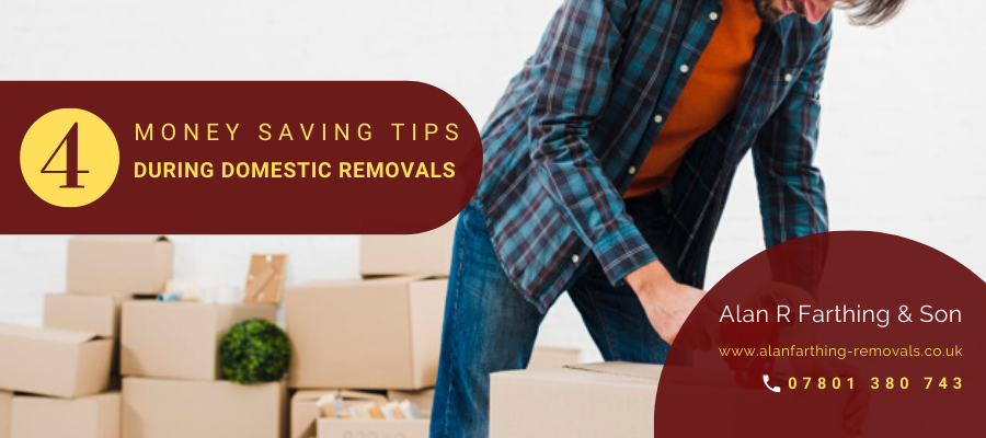 Need Domestic Removals In Somerset? 4 Tips To Save Money